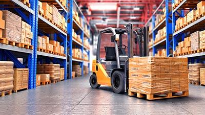 Import dalla Cina e magazzino doganale